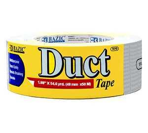 DUCT TAPE 2x60yds - BAZIC #970