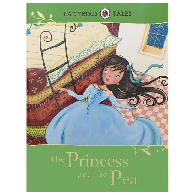 Ladybird The Princess And The Pea
