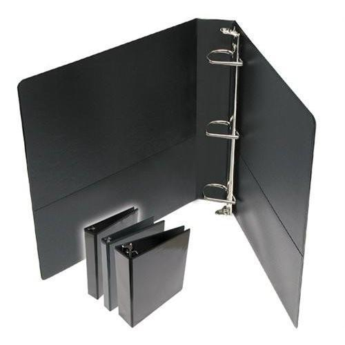 BINDER 1.5 D-RING BLACK 90440
