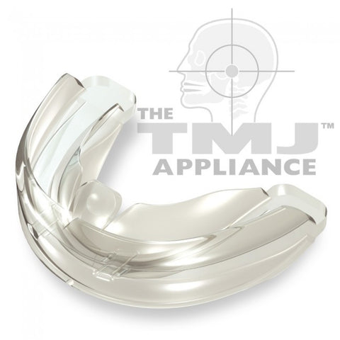TMJ trainer appliance