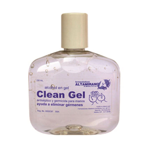 PROMOLAR Clean gel jabón desinfectante