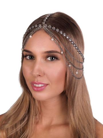 Silver Headpiece