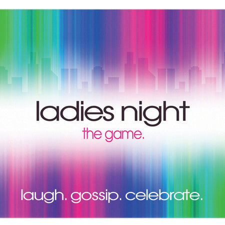 Ladies night -Card game