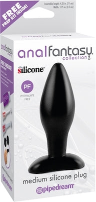 Anal Fantasy- Medium Silicone Plug