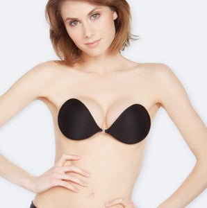 The Original Seamless NuBra- Color: Black