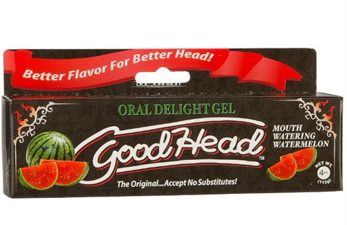 Good Head Oral Delight Gel