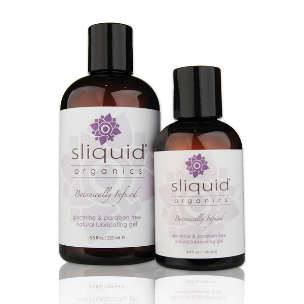 Sliquid Organics- Natural Gel