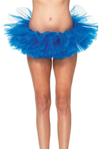 Organza Tutu- Royal Blue