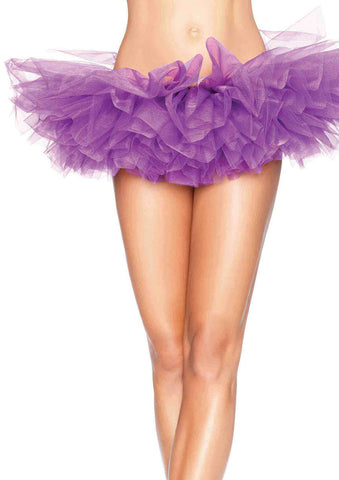 Organza Tutu- Purple