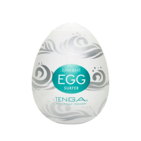 Tenga Egg Hard Boiled