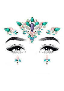 Aria Adhesive Face Jewels