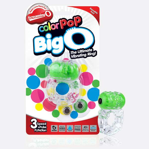 Color Pop Big O