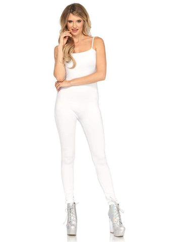 Basic Unitard- White