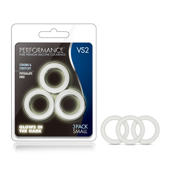 Performance - Vs2 Pure Premium Silicone Penis Ring