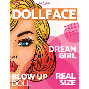 Dollface Blow up Doll