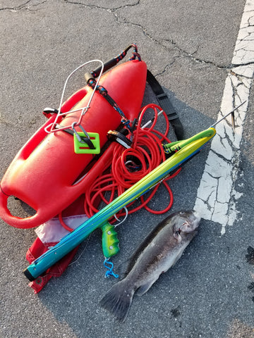 New Jersey Spearfishing