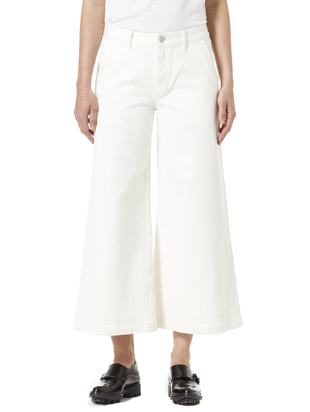 Christine Flare Jeans Off White view 1
