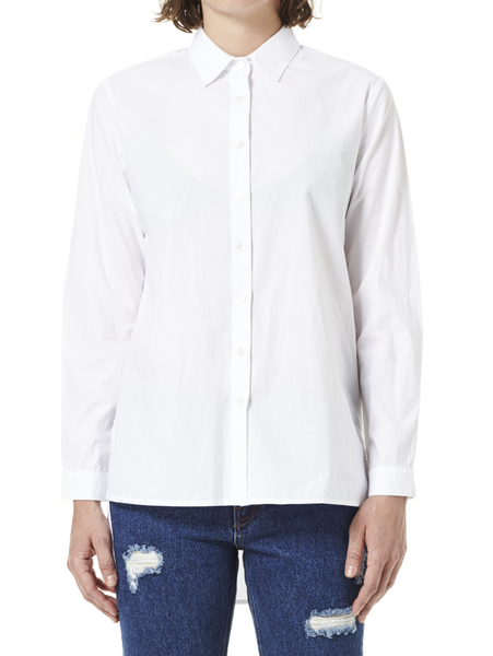 Mott Shirt White view 1