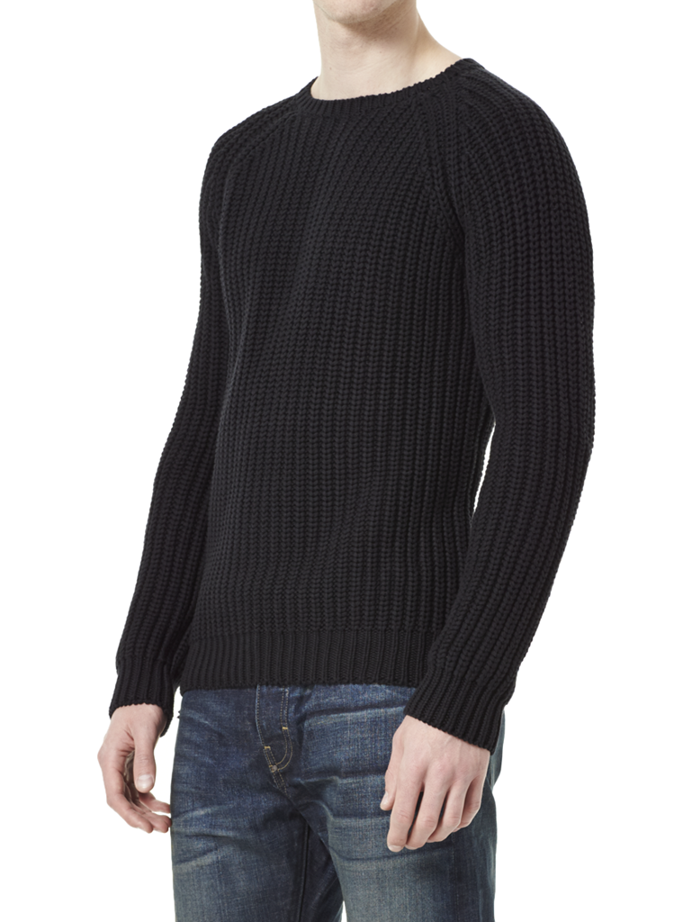 Bond Sweater Black view 2