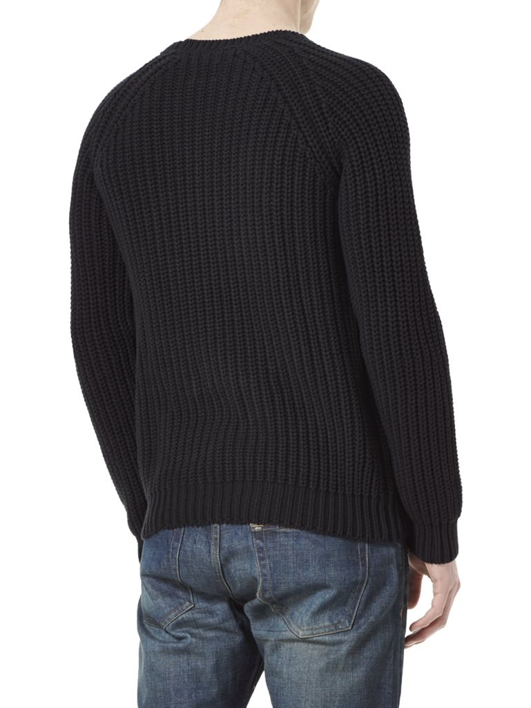 Bond Sweater Black view 3