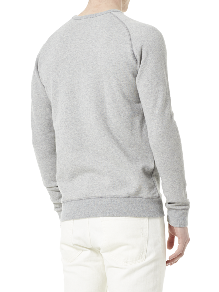 Ross Sweatshirt Grey view 3