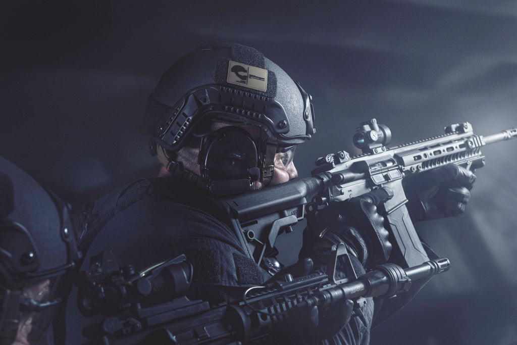 Morgan Advanced Materials Unveils Lightest Ballistic Helmet Models to Date at DSEI