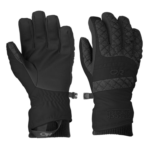 Outdoor Research Women's Riot Gloves - RAMPART