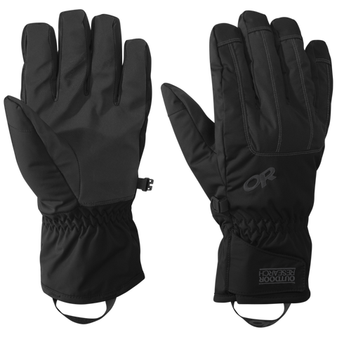 Outdoor Research Men's Riot Gloves - RAMPART
