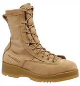 Belleville 340 Desert Steel Toe Flight Boot - RAMPART