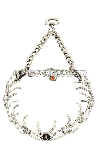 HS Sprenger ULTRA PLUS Training Collar with Center-Plate and Assembly Chain (Comfort) - RAMPART