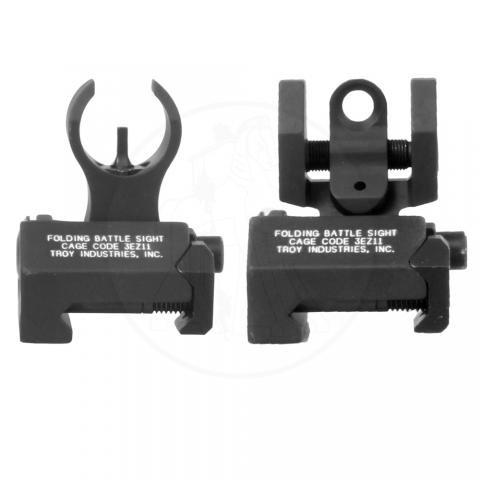 Troy Front and Round Rear HK Micro Sight Set