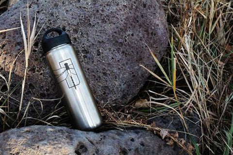 Haley Strategic Stainless Steel Water Bottle - Rampart International