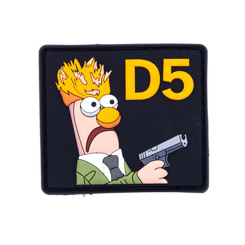 Haley Strategic D5 Patch - RAMPART