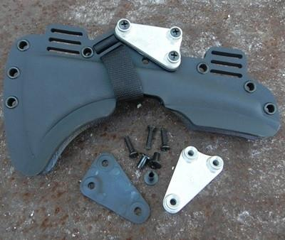 G-Code RTI Adaptor Kit For RMJ Tactical Tomahawk Sheath System - RAMPART