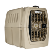 Gunner Kennels G1 Large Kennel - Mossy Oak Gamekeepers Edition - RAMPART