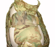 Mayflower Armor Carrier Padded Shoulder Pieces - RAMPART