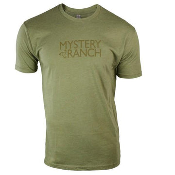 Mystery Ranch Logo Tee - RAMPART