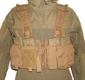 Mayflower UW Gen V Split Front Chest Rig - RAMPART