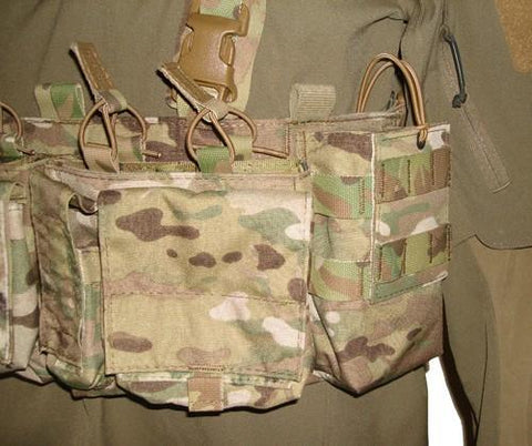 Mayflower The Pusher Chest Rig
