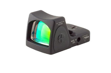 Trijicon RMR Sight Adjustable (LED) 6.5 MOA Red Dot (RM07-C) - Rampart