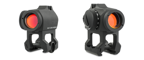 Scalarworks Low Drag Aimpoint Micro Mount (Absolute Co-Witness) - RAMPART