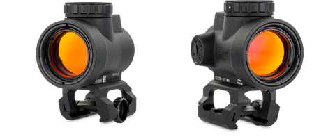 Scalarworks Low Drag Trijicon MRO Mount (Absolute Co-Witness) - RAMPART