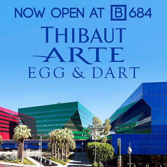 Now open at the PDC! B684 – Egg & Dart PDQ