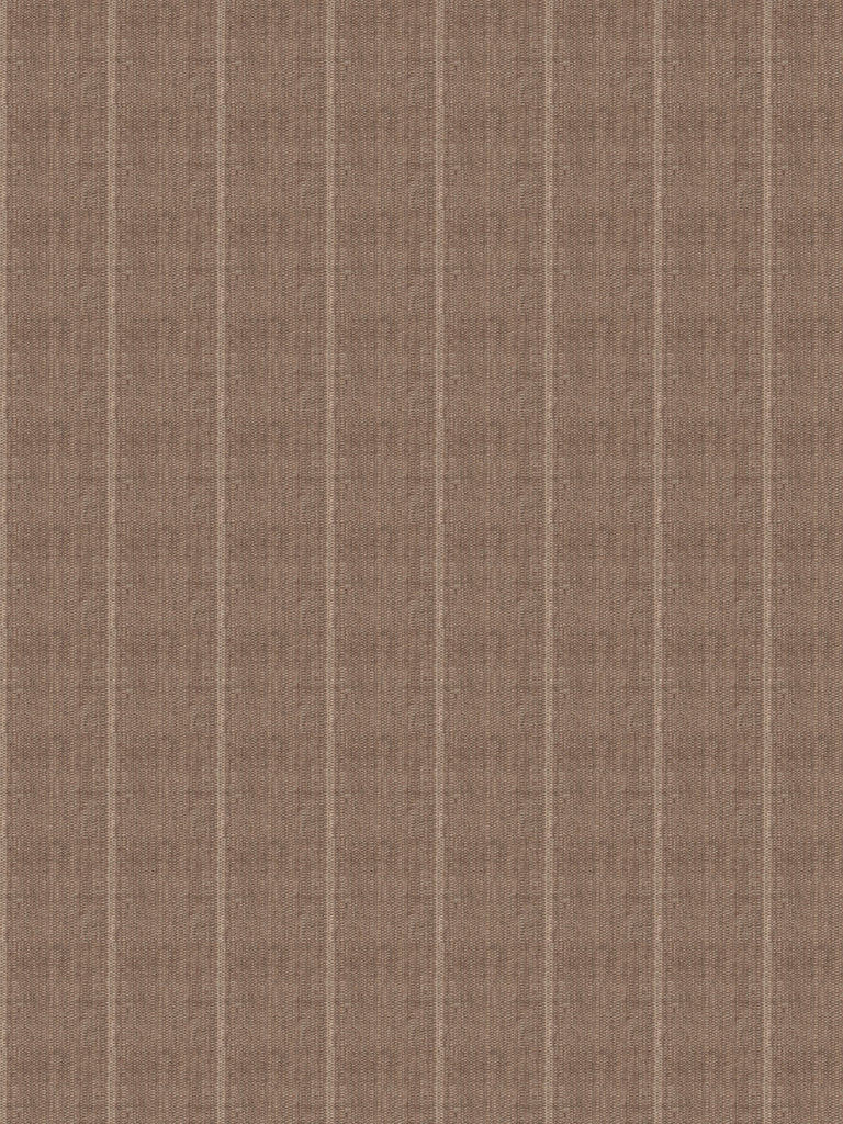 FULHAM STRIPE - ASH BROWN
