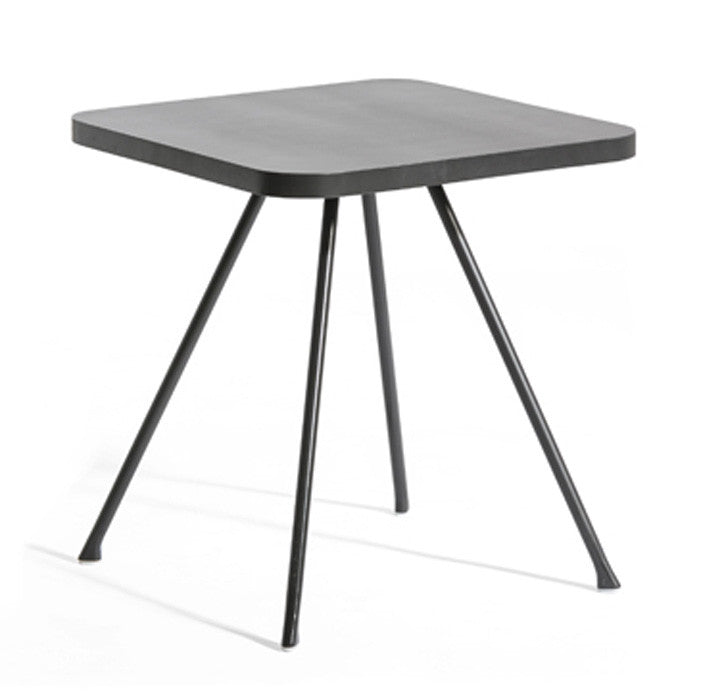 ATTOL Aluminum Square 45 Side Table
