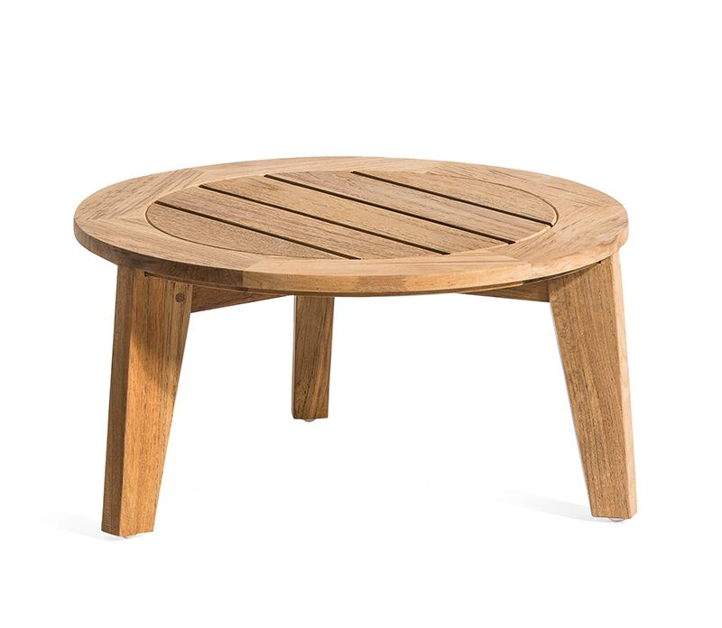 Small Teak Side Table.Attol Teak Side Table Small