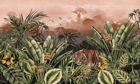 Expedition - Silk Road Garden (with Bengal Tiger)*