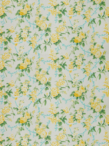 CHINTZ - LEMON