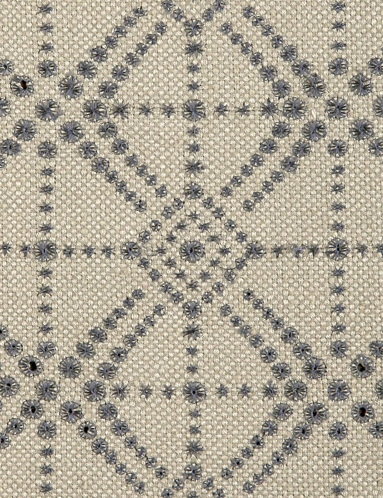 Plangi Embroidery-smoked pearl