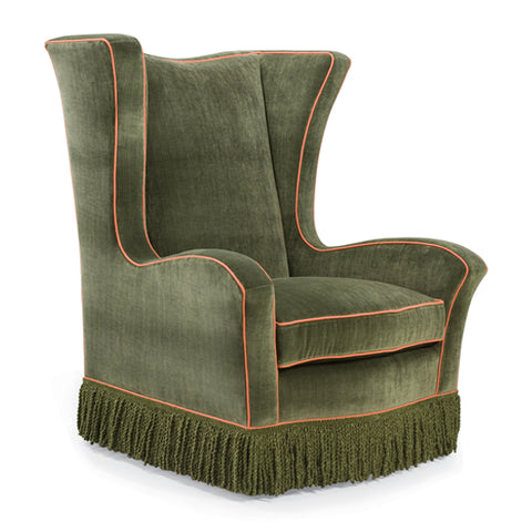 Roger Thomas Donato Wing Chair